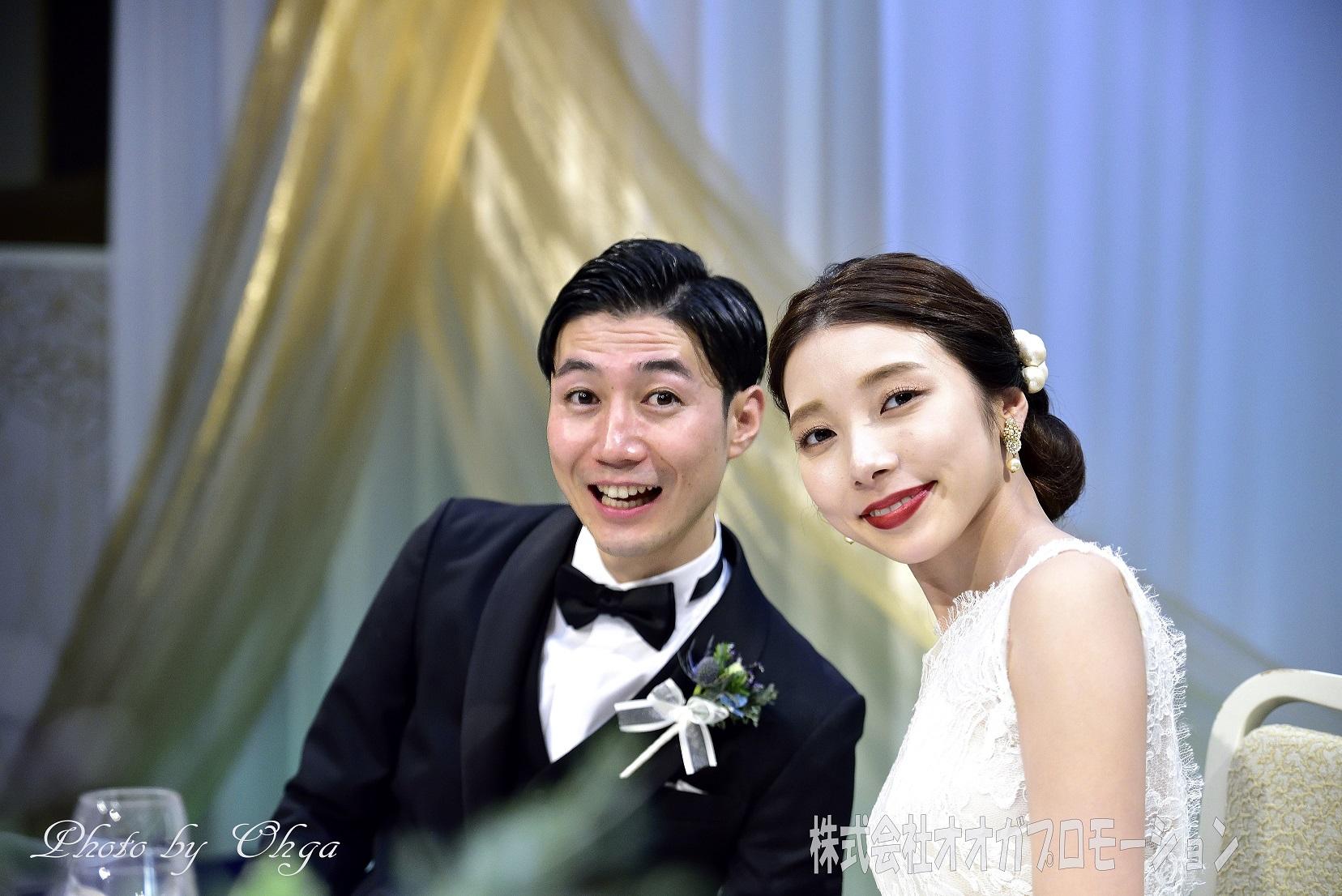結婚式の写真・ビデオにこだわりのある方はオオガプロモーションへご注文ください。