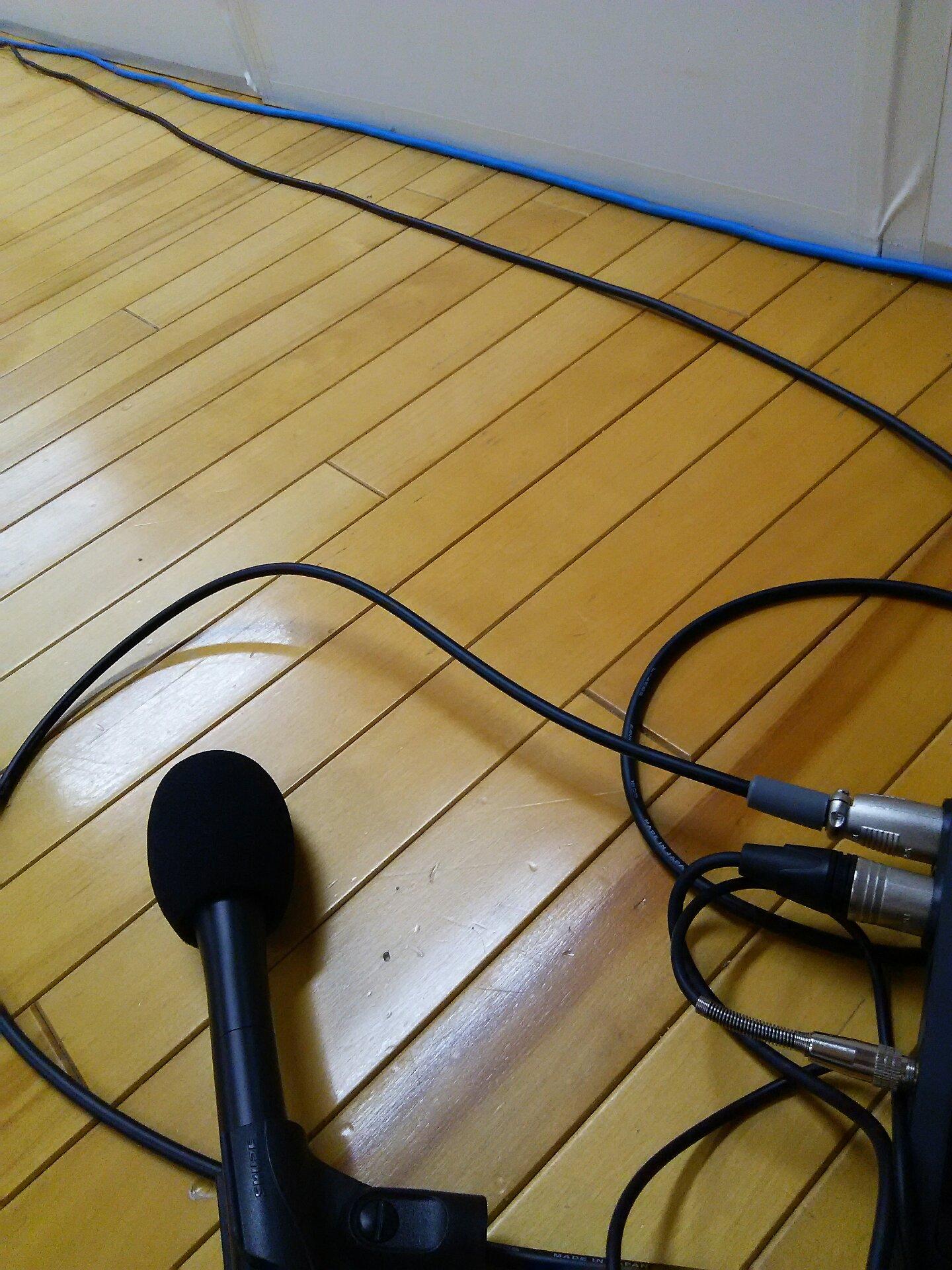 福岡市中央区の保育園さんでハイレゾで音声収録してまいりました!