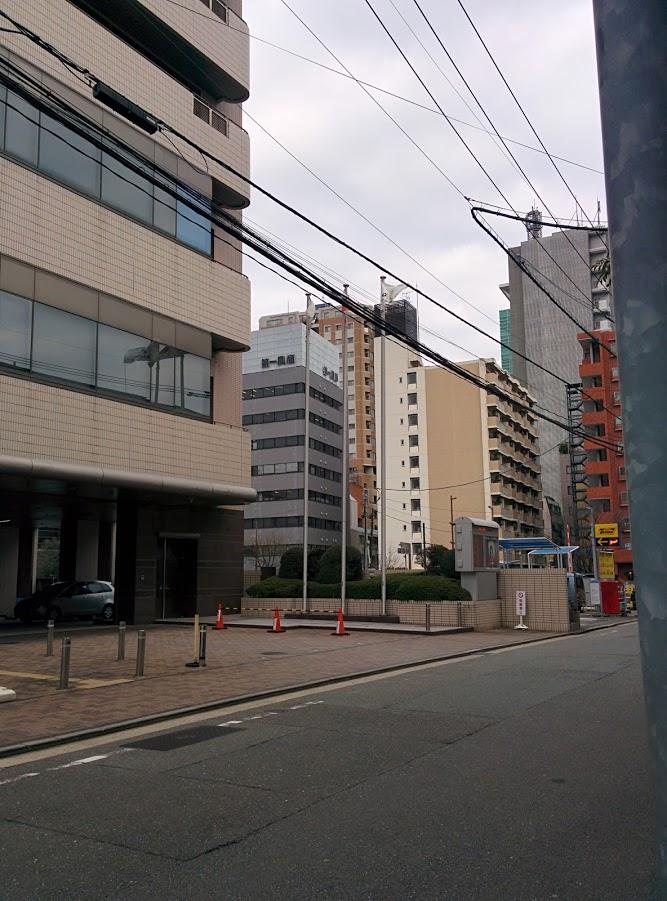 博多駅前の大手上場企業様と舞鶴の企業様から撮影・映像制作のお問い合わせをいただきました。